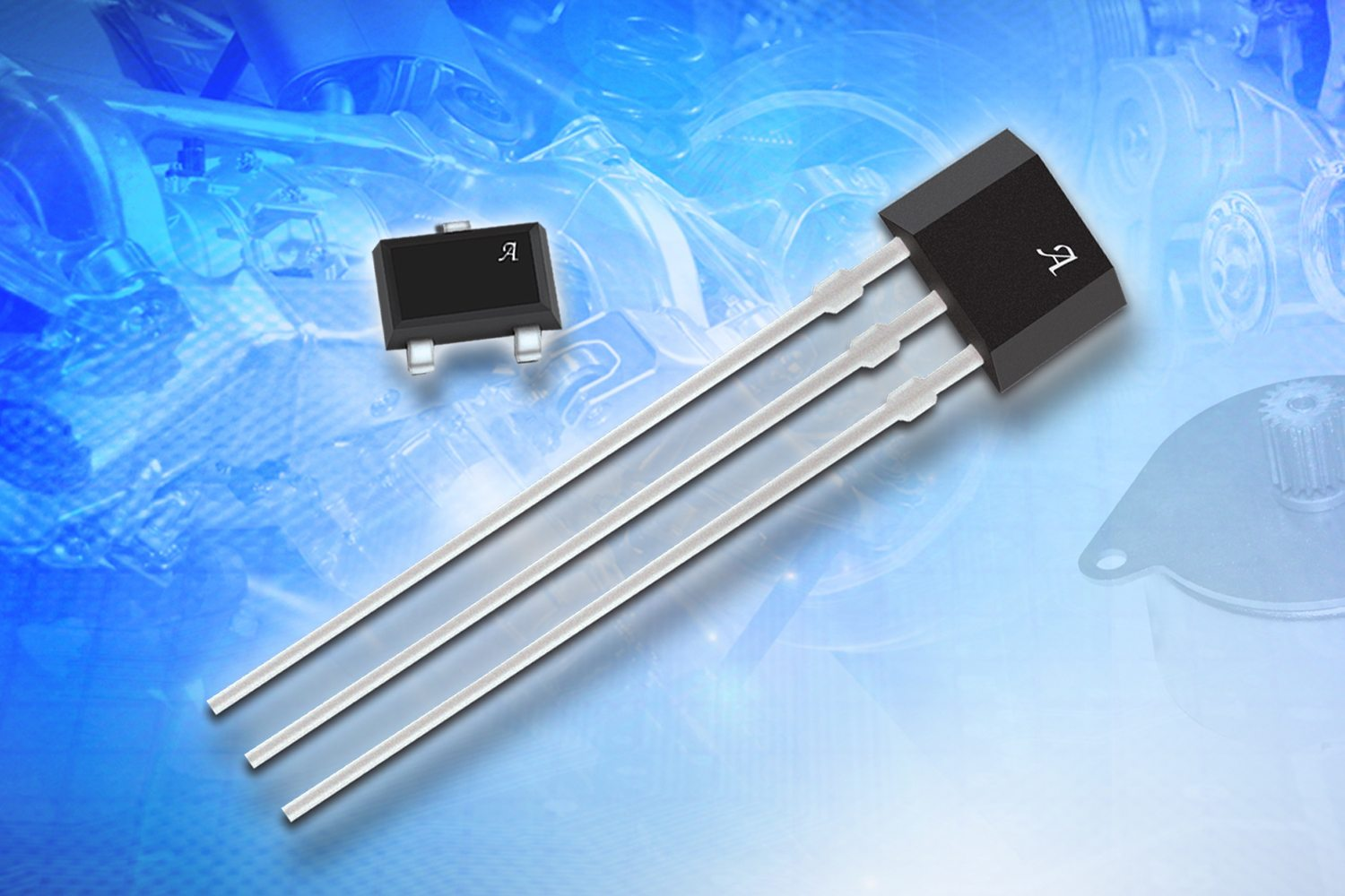 Bipolar Hall Effect Switch Offers Excellent Repeatability Europe New From Allegro Microsystems The A1250 Is A