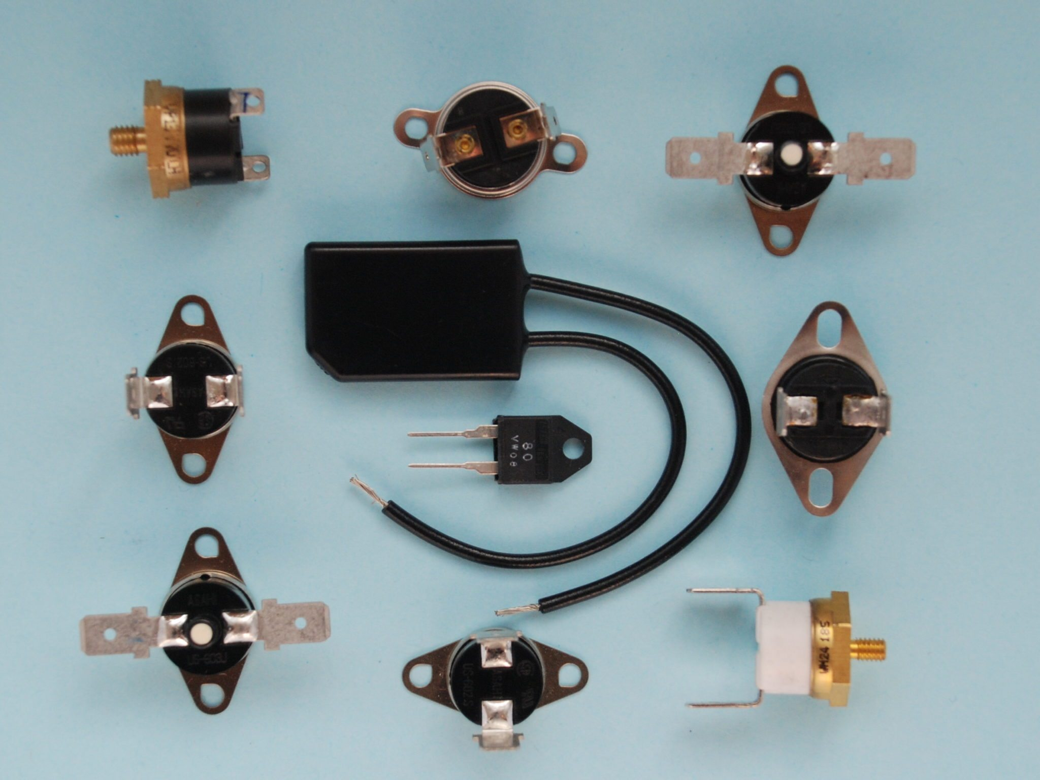 Competitive Disc Thermostats