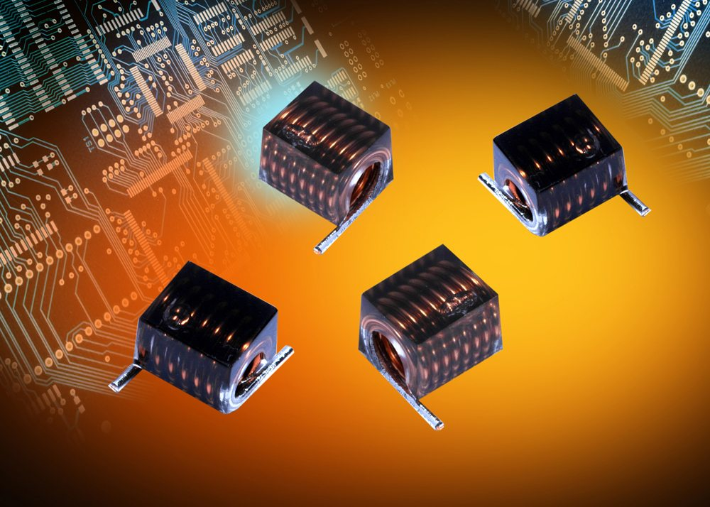 AVX expands RF product line with two new air core RF inductor series