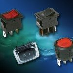 CK550 Waterproof Rocker Switches PR image