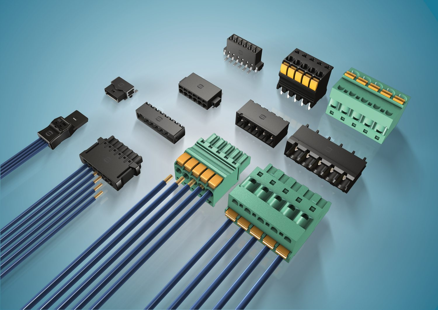 Harting Introduces 2 54 Mm Pitch Version Of Har Flexicon