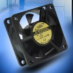 AE 621 AD 6025 fan ideal for office equipment from Aerco