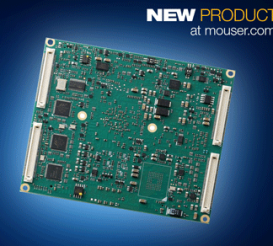 Mouser Now Stocking ADLINK Technology's ETX-BT Modules