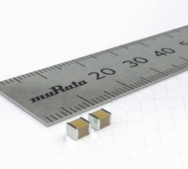 Murata extends lineup of 1206 and 1210 size MLCCs above 100uF