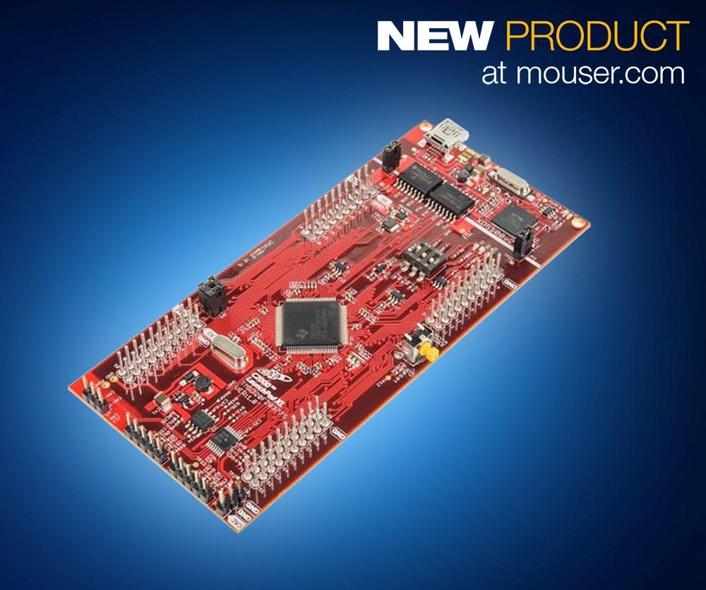 Mouser Stocks Tis C2000 Delfino Microcontroller Kit Digital Power Control 32 Bit Mcu Launchpad