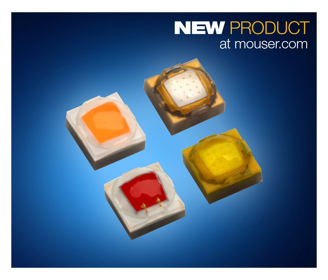 Luxeon C Color Leds Now At Mouser
