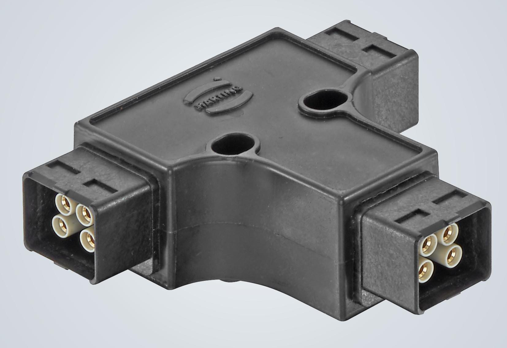 Han-Power® T: Rapid Network Expansion with 3x Push Pull Power