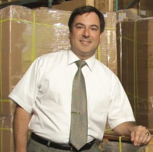 President of Knight Electronics, John Knight
