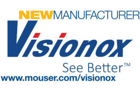 Mouser Electronics and OLED developer Visionox sign global distribution agreement