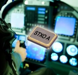 New ultra-low jitter clock oscillator for defence & aerospace applications