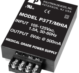 Low Noise Encapsulated Medical Power Supply from Gresham Power