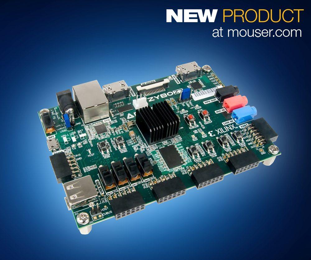 Digilent's ZYBO Z7 Dev Boards Deliver Arm/FPGA Capabilities