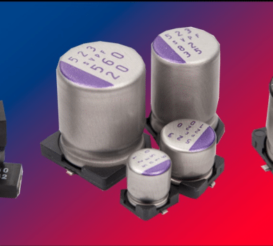 Panasonic Polymer Capacitors Offer Good Replacement for MLCCs