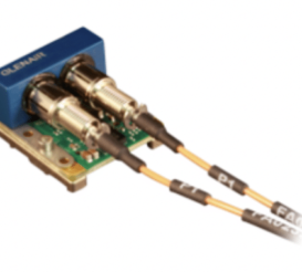 New, Ruggedized PCB Mount Opto-Electronic Transceiver Modules by Glenair – now available from Aerco