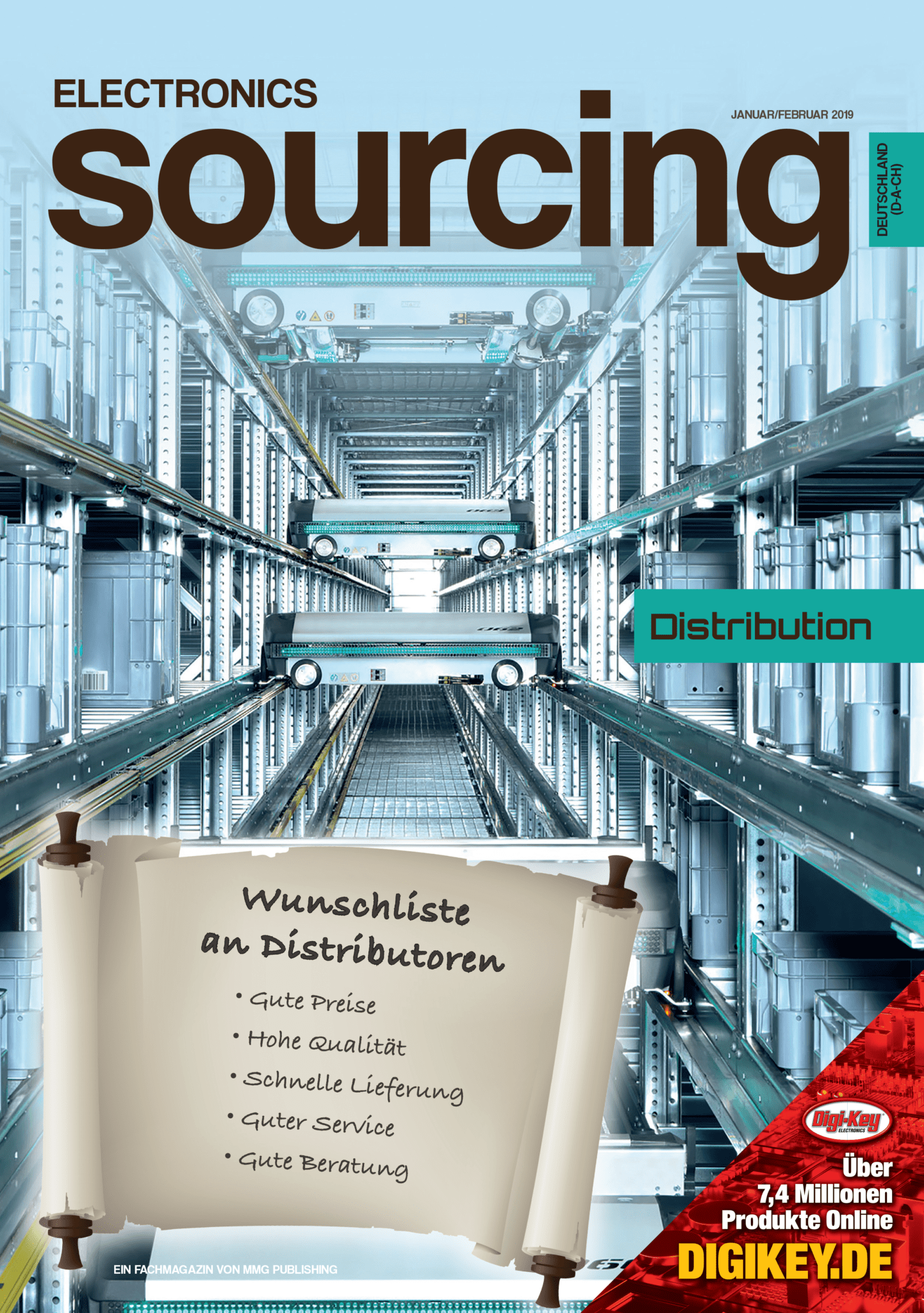 Magazine Archive | Electronics Sourcing