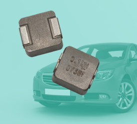 Automotive Grade IHLP® Inductor Offers Operating Temperature to +155 °C for Under the Hood Applications