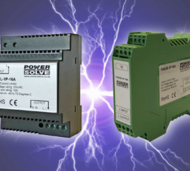 New DIN Rail AC inrush current  limiter for capacitive & inductive loads