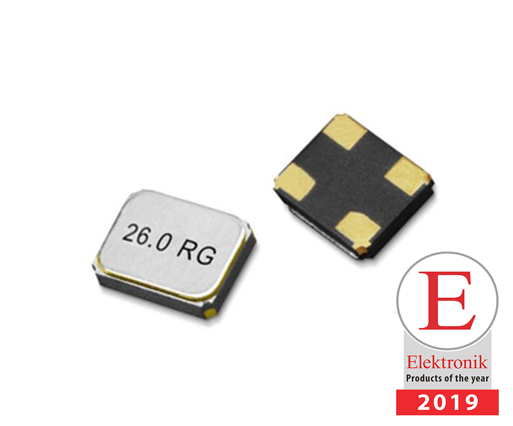 545d954c14ac627 The Geyer KX-3T crystal model has been awarded 'Product of the Year 2019'  from the readers of the German professional electronic magazine, Elektronik.