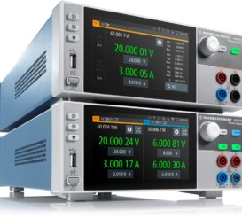 R&S NGM200 power supply series from Rohde & Schwarz sets new T&M standards for battery applications