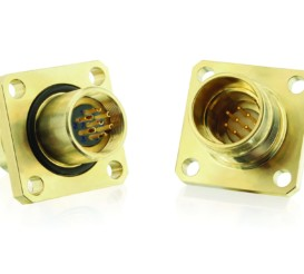 SOURIAU, expert in marine connectors, offers innovative products for very-high-pressure and lowpressure applications