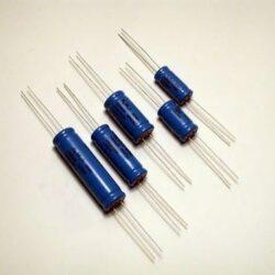 New Yorker Electronics Distributes BMI 604D Series of Axial Lead Aluminum Capacitors