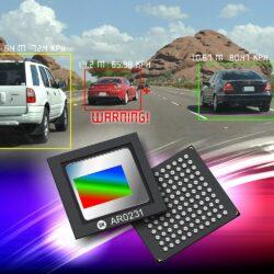 SUBARU Selects ON Semiconductor Image Sensing Technology