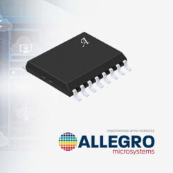 Allegro's new ACS37800 IC integrates power, voltage, and current monitoring with reinforced isolation