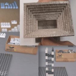 Antenom Antenna Technologies presents a new brick-based modular antenna methodology