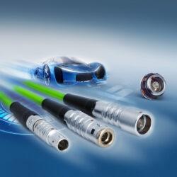 ODU MINI-SNAP® for SPE / Automotive Ethernet