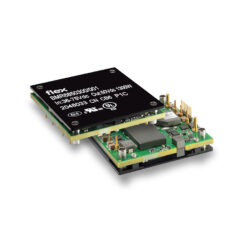 Digital DC/DC converter delivers 1300 W in half-brick package for RF Power Amplifier applications