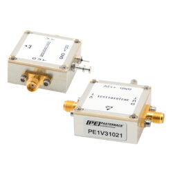 New Coaxial Packaged Voltage Controlled Oscillators (VCO) Cover Broad Frequency Bands