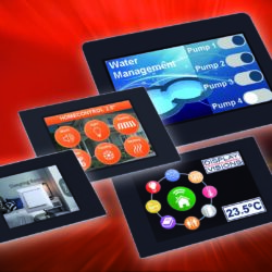 Smart Touch Displays in a compact format
