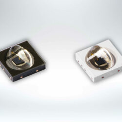 New Lextar Wide-Angle IR LEDs for camera applications