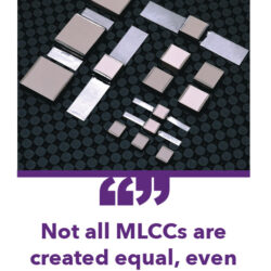 Crossing the MLCC supply void