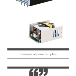 Second sourcing power supplies