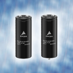 TDK offers a new screw terminal series with high current capability and long service life
