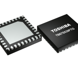 Toshiba release new 40V/2.0A constant current stepper motor driver IC